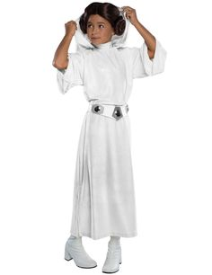 Child Star Wars Deluxe Princess Leia Costume