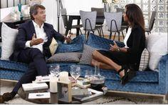 «Une ambition intime» : Karine Le Marchand fait pleurer Montebourg et Le Maire sur M6. - Le Parisien