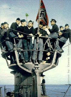The U-553 was a Type VIIC U-boat of German Kriegsmarine during World War II. Her keel was laid down 21 November 1939, by Blohm + Voss in Hamburg as 'werk' 529. She was launched on 7 November 1940 and commissioned on 23 December, with Kapitänleutnant Karl Thurmann in command. He was captain for her entire career.