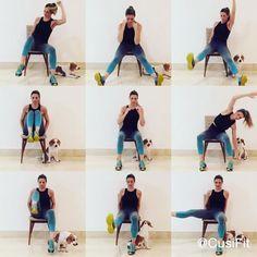 Rutina para el deseado SIX PACK y AFINAR LA CINTURA! Los abdominales y la cintura de hormiga🐜 que todos queremos!! De izquierda a derecha arriba: 1️⃣ Oblicuos, hazlo con fuerza, concéntrate en el movimiento! 20 de cada lado.  2️⃣ Con tus piernas estiradas, trata de bajar hasta tocar el piso, si no lo logras no importa, poco a poco tendrás más flexibilidad. Intercalar adentro y afuera. 1 rep son los dos movimientos. 12 repeticiones. 3️⃣ Mantén las piernas estiradas. Subes tu brazo y…