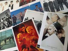 [BIGBANG] YG Bigbang Photo Polaroid Set 10pcs K-POP Kpop Idol Star Coods