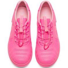 Damen Mädchen UNI Sportschuhe blau pink Größe 36 38 40 Turnen Fitness Yoga