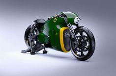 英 ロータス、最初の二輪車 「C-01」 発表…200psのスーパーバイク 1枚目の写真・画像 | レスポンス