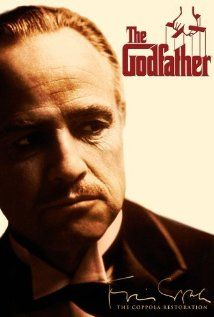 The Godfather Directed by Francis Ford Coppola Written By Mario Puzo staring Marlon Brando, Al Pacino, Robert Duvall, Diane Keaton, John Cazale Robert Duvall, Dvd Film, Film Serie, Film Music Books, The Godfather 1972, Godfather Movie, Love Movie, The Godfather