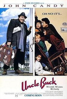 Uncle Buck #movies LMBO...an all time fave...seen countless times