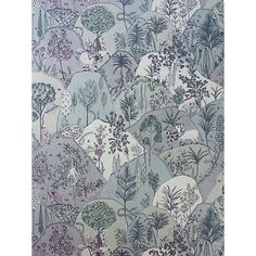 Buy Osborne & Little Matthew Williamson Aravali Paste the Wall Wallpaper Online at johnlewis.com
