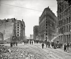 Shorpy Historic Picture Archive :: Up Market: 1906 high-resolution photo