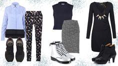 Öko ist immer hässlich // 3 Silvesteroutfits: Fair Fashion