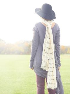 The ABLE Scarf Scarves