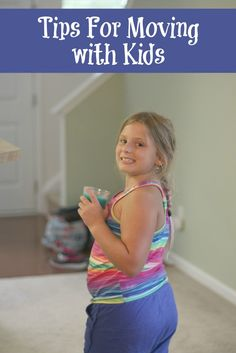 Make Moving Sweeter - Tips For Moving With Kids - #Sponsored