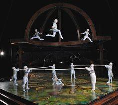 Alegria | Cirque du soleil | Set design