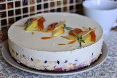 bandorka: Ostružinový dort s limetkovým krémem