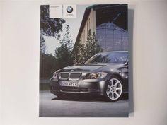 2008 BMW 3 Series Owners Manual Book