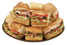 healthy deli sandwiches | Cold Lunch Packages | Gourmet Events Catering