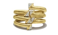 Le bracelet Nail Diamond Tool Chest de David Webb http://www.vogue.fr/joaillerie/le-bijou-du-jour/diaporama/le-bracelet-nail-diamond-tool-chest-de-david-webb/21723