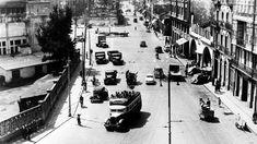 1956 CUATRO CAMINOS Santa Lucia, Madrid, Vertigo, City, Old Pictures, Fotografia, Driveways, Historia, Military Vehicles