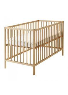 Кроватка детская - бук (30248537) IKEA Купить. Купить мебель и декор для дома - интернет магазин NaPolkah.com.ua