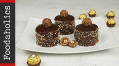 Ιδιαίτερα τυροκουλούρια – foodaholics.gr Sweets Cake, Pastry Recipes, Muffins, Cheesecake, Pudding, Cupcakes, Cookies, Breakfast, Desserts