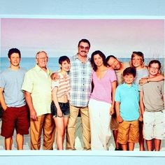 If I could be apart of any fictional family, the Reagan family would be the one I would choose. Love Blue Bloods tv show.