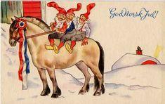 Min lille samlerblogg: God Norsk Jul - Frank Wathne