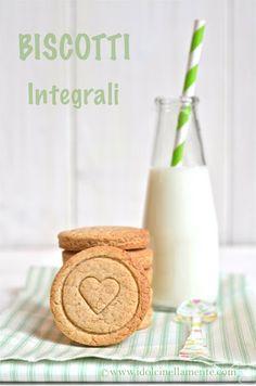 Biscotti integrali (rustici)