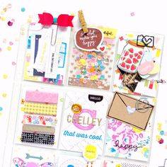 scrappinlove: Pocket Letters