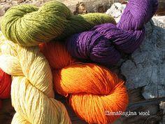 lana naturale e non