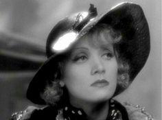 Marlene Dietrich in Blonde Venus  1932