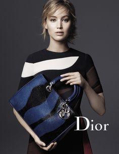 Dior Be Dior Jennifer Lawrence Aw15 02