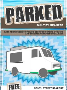 PARKED! Food Truck Festival Coming August 4th