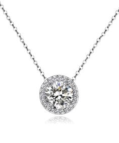 MESTIGE Crytal & Silvertone Vale Pendant: Necklace Made With SWAROVSKI ELEMENTS | zulily