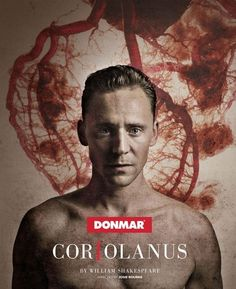 The Coriolanus poster just keeps getting better.