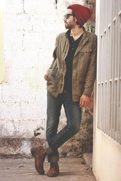 Outfit ideas for rustic backdrop indie chic | Raddest Men's Fashion Looks On The Internet: http://www.raddestlooks.org