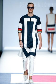 Male Fashion Trends: Devota & Lomba Spring/Summer 2016 - Mercedes-Benz Fashion Week Madrid