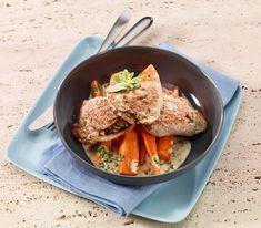 Normalerweise sind Ravioli gefüllte Teigtaschen. Die gefüllten Fleischtaschen sind aber ein besonderer Hingucker auf dem Teller.