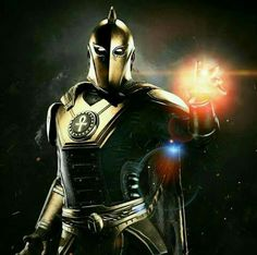 Doctor Fate #dccomics #injustice2