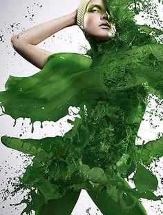 Model, Fashion, Green, Verde, Photography, Photographer, Photographie, Fotógrafo, Fotógrafía