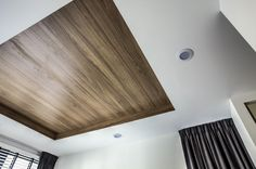 living room: false ceiling