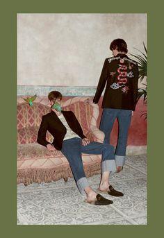 Gucci Pre-Fall 2016 Menswear