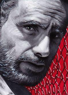 Rick Grimes by Trev Murphy