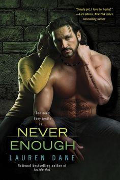 50 must-read erotic romance novels: Never Enough (Brown Siblings #4)