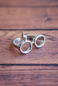 Oculus Reparo Ring - Silver
