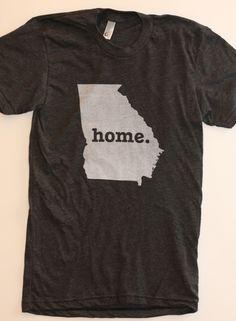 We want this! Georgia Home T-Shirt.