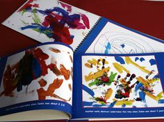 Children's Art Photobook- I need to do this- there are so many creations at my house...