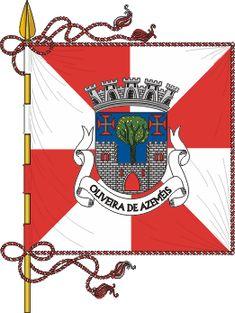 Bandeira de Oliveira de Azeméis