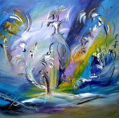 Artwork >> Muriel Cayet >> L'homme à l'épervier