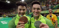 Ginástica surpreende e se torna um dos carros-chefes do Brasil nos Jogos - UOL Olimpíadas