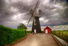 North Leverton Windmill HDR by Bob Riach on 500px
