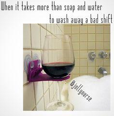 #nurselife #nurse #CNALife . Bad shift Bad week thank god its Friday I've got the weekend off .