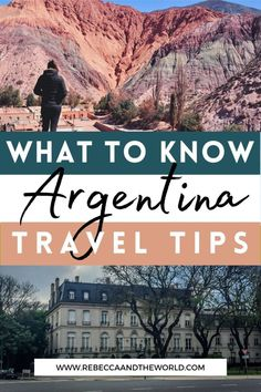 Planning a trip to Argentina? These Argentina travel tips for first-time visitors will help you plan the perfect Argentina travel itinerary. | Argentina Travel | Visit Argentina | Argentina Travel Tips | Argentina Itinerary | What To Do in Argentina | First Time Visitor to Argentina | Travel Tips for Argentina | Argentina Trip | Things To Do in Argentina | Visiting Argentina | Argentina Travel Information | Argentina Travel Guide Visit Argentina, Argentina Travel, South America Destinations, South America Travel, Travel Route, Bus Travel, Travel Aesthetic, Travel Information, Central America